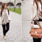 trends blazer fashion style
