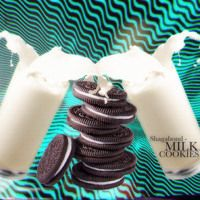 Stream Shagabond˚ - Milk/Cookies by DIEHIGH REC. from desktop or your mobile device Urban Music, Milk Cookies, Glass Of Milk, Food, Essen, Meals, Yemek, Eten