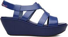 Camper Damas K200080-004 Compensées Femme 36 - Chaussures camper (*Partner-Link)