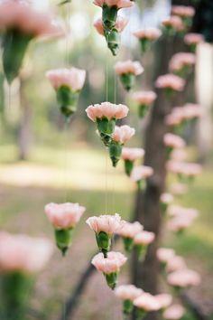Boho shabby chic outdoor wedding 17                              …