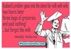 nomilk Maddy Delacruz
