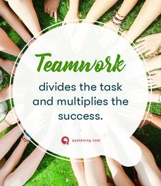 Teamwork quotes for work & Funny teamwork quotes