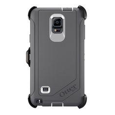 Otterbox Defender Case - изключителна защита за Samsung Galaxy Note 4 (сив-бял): • Производител: Otterbox • Модел: Defender Case… www.Sim.bg