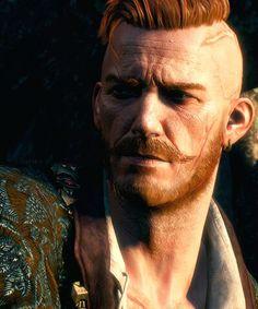 """Olgierd von Everec from """"Heart of Stone"""", """"The Witcher"""" (polish game - """"Wiedźmin"""")"""