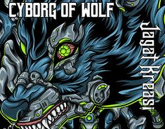 Wolf Illustration, Graphic Design Illustration, Werewolf, New Work, Mammals, Adobe Illustrator, Beast, Behance, Profile