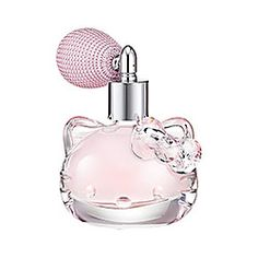 Hello Kitty fragrance, at Sephora. This is now my signature scent. It smells pink!