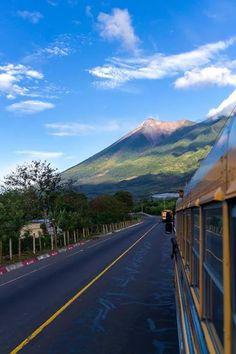 Viajando a la provincia Guatemalteca...