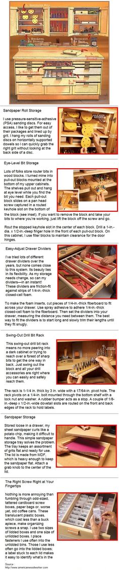 6 Storage Solutions You Can Build Into Any Cabinet