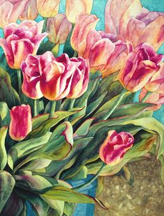 Spring Winds.    Lynda Hoffman-Snodgrass