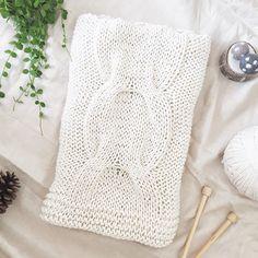 On it's way  ___________________________ milkworkshop.com ___________________________ #milkworkshop #handmade #handknit #knit #knitting #etsyshop #etsyseller #handcrafted #natural #cotton #knittersofinstagram  #shopsmall #shophandmade #slowlife #homedecor #wabisabi #naturalfibresonly #nosynthetics #wearethemakers #makersmovement #knitting_inspiration #knittinginspiration #i_loveknitting #LoveKnitting #blanket #babyblanket