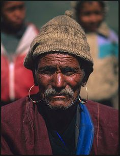 Humla, A man in Humla