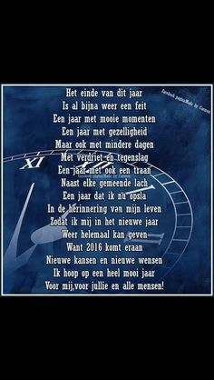 Mooie tekst voor de jaarwisseling. Want niet altijd is deze happy..... Christmas Text, Christmas And New Year, Quotes About New Year, New Year Wishes, Happy New Year, Texts, Samana, Letters, Merry Little Christmas