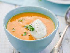 Omas Dick Supp - leckere Gemüse-Suppe von Eva Vollmers Großmutter.