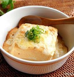 おかずにもおつまみにも♪ 豆腐の明太マヨチーズ焼き