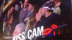 Woman Kisses Another Man After Her Date Refuses To Kiss Her On 'Kiss Cam' (video) : Old School Hip Hop Radio Station, Online Radio Station, News And Gossip