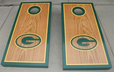 The online community for Cornhole enthusiasts. Chat with other Cornhole Players in the forums. Learn how to build cornhole boards, get painting tips, ask questions about cornhole rules, or find the best cornhol retailers in our buy and sell area. Cornhole Rules, Diy Cornhole Boards, Cornhole Set, Cornhole Designs, Greenbay Packers, Corn Hole Game, Santas Workshop, Painting Tips, Wood Work