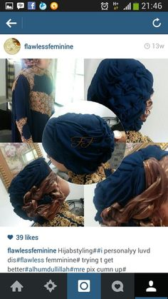 Bluee-luved d scarf material--turban inspired