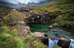 Fairy Pools, Isle of Skye by *danUK86 on deviantART