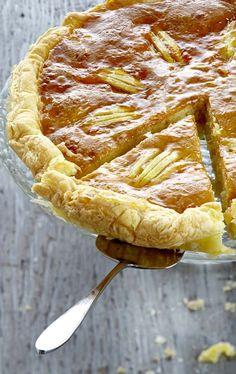 Appelcaketaart Beignets, Carmel Cake, Tartelette, Gateaux Cake, Paleo, Pie Cake, Recipe Details, Mediterranean Recipes, Desert Recipes