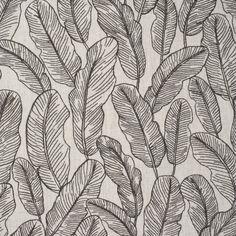 Pillow Headboard, Greenhouse Fabrics, Pattern Matching, Novelty Print, Custom Pillows, Black Fabric, Drapery, Pillow Covers, Neutral