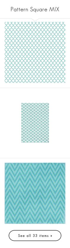 """""""Pattern Square MIX"""" by ohblack on Polyvore featuring backgrounds, bird, filler, pictures, patterns, wallpaper, quotes, phrase, picture frame e borders"""