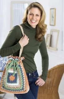 10 Free Crochet Tote Patterns