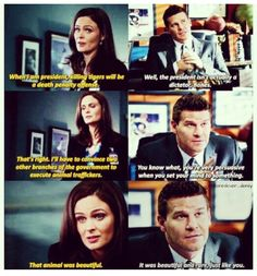 I love this episode. I would totally #vote4Bones