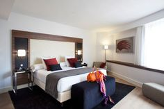 Hotel Husa Princesa - The number of rooms of various categories has also grown to 423. Pets are accepted up to 5 kg.
