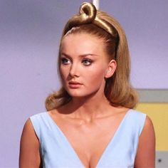 The hottest women in the history of the Star Trek franchise. These sexy Star Trek girls are the hottest in the universe. Star Wars, Star Trek Tos, Classic Actresses, Beautiful Actresses, Divas, Barbara Bouchet, Star Trek 1966, Star Trek Episodes, Star Trek Original Series