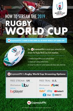 Best Rugby World Cup 2019 Live Stream
