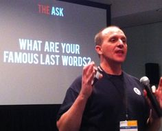 """Joe Waters, author of the Selfish Giving Blog and Cause Marketing for Dummies, spoke on """"Cause Marketing ISN'T for Dummies."""" http://selfishgiving.com"""