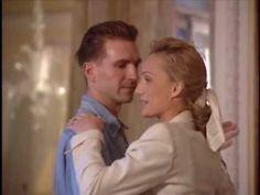 Ralph Fiennes & Kristin Scott Thomas  The English Patient.