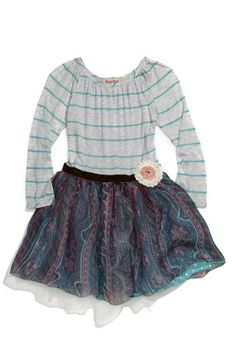 6516d156692 Twirls   Twigs Tutu Dress (Little Girls)