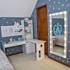 Best Indoor Garden Ideas for 2020 - Modern Small Room Bedroom, Baby Bedroom, Girls Bedroom, Bedroom Decor, Dorm Room Organization, Teenage Room, New Room, Sofa, Furniture