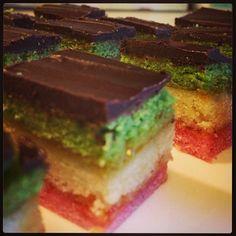 Healthy Rainbow Cookies, The Jewish Hostess