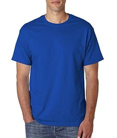 Hanes mens 5.2 oz. ComfortSoft Cotton T-Shirt(5280)-DEEP RED/DEEP ROYAL-L-2PK only for $14.12 - http://howto.hifow.com/hanes-mens-5-2-oz-comfortsoft-cotton-t-shirt5280-deep-reddeep-royal-l-2pk-only-for-14-12/