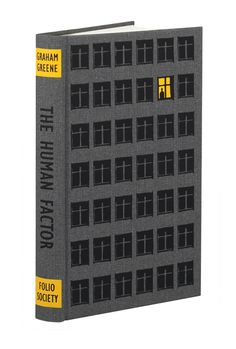 The Human Factor by Graham Greene | Bill Bragg Illustration | Folio Society edition
