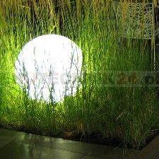 Świecące kule ogrodowe Bella.