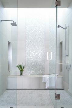 duchas blanco