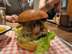 Tasty burger - The Crafty Pig - Manchester