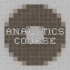 Analytics Course - corso via mail per analista
