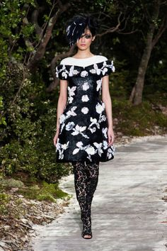 CHANEL SPRING 2013 HAUTE COUTURE COLLECTION