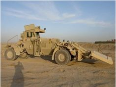 route clearance vehicle husky - Google Search