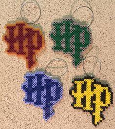 Harry Potter House Ornament Set