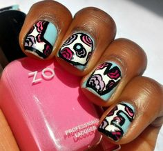 Haute Lacquer: Love-ly Roses