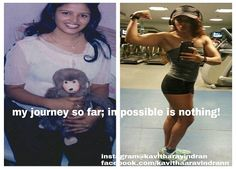 15 Kg weight loss!! Read this amazing transformation of Kavithaa!