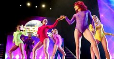 Just dance! Check out some of your favorite Dancing With the Stars pros in action on their winter tour.