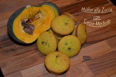 Pumpkin Muffins with Soft Heart