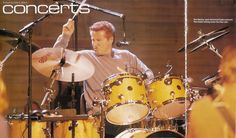 I don't remember ever seeing a picture of Don drumming with the Eagles with anything other than gold colored drums. American Music Awards, American Singers, Eagles Live, Bernie Leadon, Randy Meisner, Eagles Band, Love Me Better, Hotel California