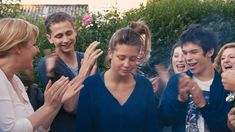 """Take a look at six new stills from the controversial 2013 Cannes Palme d'Or winner Blue Is The Warmest Color (an adaptation of Julie Maroh's graphic novel, """"Le Bleu est Une Couleur""""), featuring the movie's stars Léa Seydoux and Adèle Exarchopoulos. Warm Colors, Colours, Film Blue, Adele Exarchopoulos, Blue Is The Warmest Colour, Film Serie, Coming Of Age, Film Stills, Streaming Movies"""